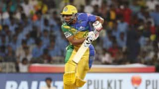 Shahrukh Khan, bowlers lead Lyca Kovai Kings to 15-run win over Karaikudi Kaalai in TNPL