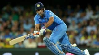 MS Dhoni goes past Kumar Sangakkara, registers most runs by a wicketkeeper-captain in World Cup cricket