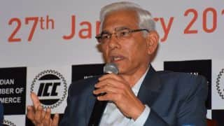 Make it a cricket apartheid for Pakistan: Vinod Rai
