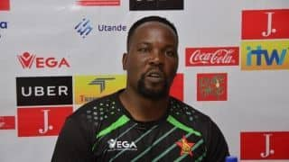 Zimbabwe ready for Pakistan litmus Test in ODI series
