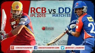 Royal Challengers Bangalore vs Delhi Daredevils, IPL 2015 Match 55 Preview