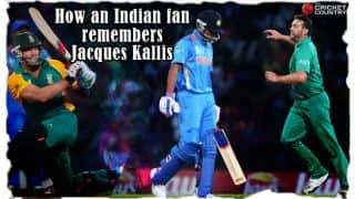 Jacques Kallis retires from international cricket: How an Indian fan remembers the South African legend