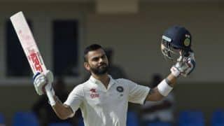 Virat Kohli rises to 3rd spot in ICC Test Rankings for batsmen