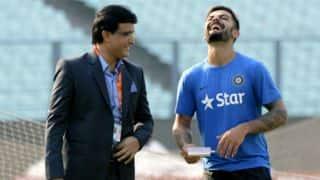 सीरीज में भारतीय टीम ने किया बेहतरीन प्रदर्शन: सौरव गांगुली