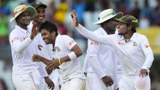 Live Cricket Scorecard: Bangladesh vs South Africa 2015, 2nd Test at Dhaka, Day 1