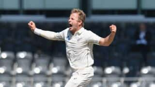 BAN in precarious situation against NZ on Day 4 in Christchurch