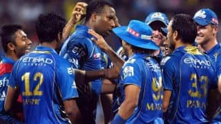 Mumbai Indians use drone technology to enhance fan experience