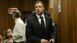 Oscar Pistorius believes his late girlfriend would not want him to waste his life behind bars