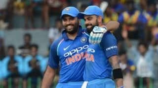 Rohit Sharma, Virat Kohli slam centuries for India; Sri Lanka need 376 to win 4th ODI