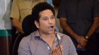 Sachin Tendulkar admires Amitabh Bachchan's humility