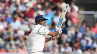 India rallied by MS Dhoni, Ravichandran Ashwin on Day 1 of 5th Test against England at The Oval