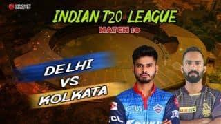 Indian T20 League, Delhi vs Kolkata latest updates: Rabada delivers Super-Over win for Delhi