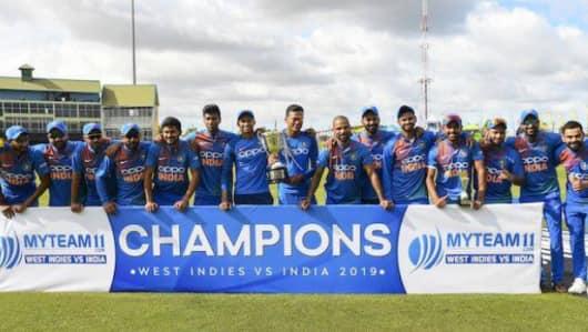विराट-रिषभ के अर्धशतकों से भारत की एकतरफा जीत, 3-0 से क्लीन स्वीप की सीरीज