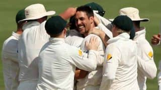 Mitchell Johnson's magnificent display against South Africa can be source of comfort for England