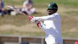 1st Test, Lunch report: Tamim flays New Zealand