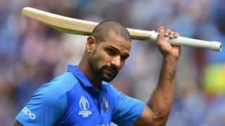 Cricket World Cup 2019: Shikhar Dhawan hints tournament not over for him yet