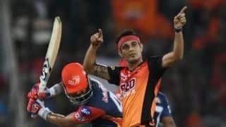 Highlights, IPL 2018, DD vs SRH, Full Cricket Score and Updates, Match 42 at Delhi: SRH win