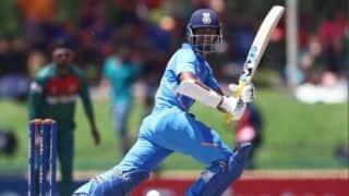 U19 CWC Final : यशस्वी के अर्धशतक, बांग्लादेश के सामने 178 रन का लक्ष्य