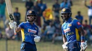 2nd ODI: Fernando, Mendis Star as Sri Lanka Crush West Indies by 161 Runs to Seal Series