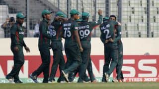 Towhid Hridoy, Atif Hossain hand Bangladesh victory in Under-19 World Cup opener
