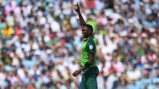 Cricket World Cup 2019: I listened to what the wicket was telling me – Lungi Ngidi