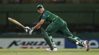 Younus Khan's outburst leads to a show cause notice by PCB