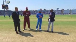 India vs West Indies, 3rd ODI, toss report: Virat Kohli wins toss, India elect to bowl