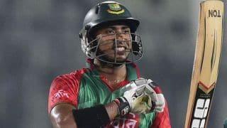बांग्लादेश को वर्ल्ड चैंपियन विंडीज के खिलाफ मजबूत वापसी की उम्मीद'