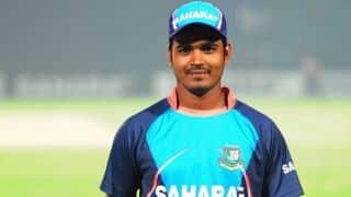 Bangladesh vs Sri Lanka 2014: Shamsur Rahman gets maiden Test call-up