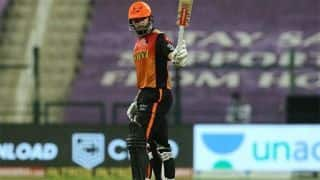 ipl 2021 kane williamson require some time to get match ready says srh coach trevor bayliss