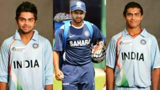 What the 10 other members of Team India were doing when Parthiv Patel played his previous Test