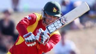 Criag Ervine's ton helps Zimbabwe seal series against Ireland in 2nd ODI at Harare