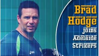Big Bash league 2014-15: Adelaide Strikers beat Melbourne Stars by 8 wickets