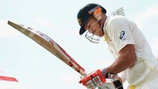 David Warner departs for 38 in 2nd Ashes Test Day 1 at Lord's