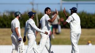 Ishwar Pandey positive about India call-up