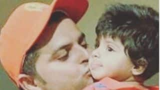 Raina's daughter Gracia makes her IPL debut