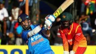 KL Rahul reveals not thinking much while hitting six to reach century vs Zimbabwe