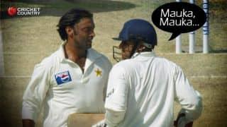 Sehwag trolls Akhtar on Twitter