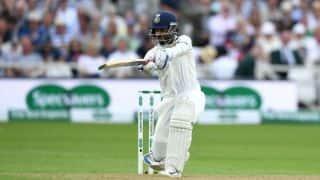 India vs England, 3rd Test: Ajinkya Rahane pleased with India's fightback at Trent Bridge