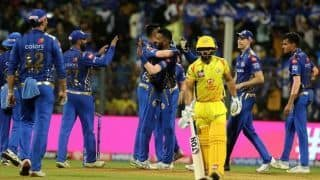 IPL 2019 Latest Points Table: Kings XI Punjab claim top spot after Chennai Super Kings suffer first defeat