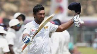 Sri Lanka aim winning farewell to Kumar Sangakkara against India