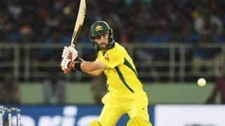 Vizag knock perfect template for World Cup-bound Maxwell