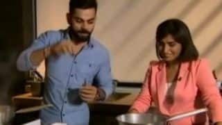 VIDEO: When Virat Kohli cooked 'poached egg'