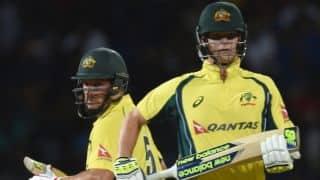 Sri Lanka vs Australia 1st ODI: Aaron Finch terms pitch 'poor'