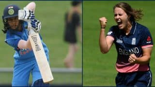 1st ODI: England Women keep India Women to 202