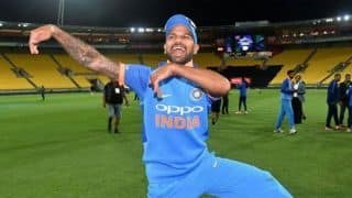 "India's ""strong"" World Cup squad excites Shikhar Dhawan"