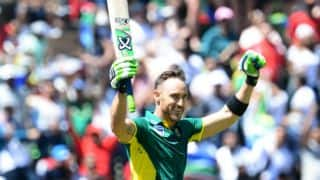 South Africa vs Australia: Faf du Plessis speaks out about Hashim Amla's absence