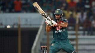 Mahmudullah secures Bangladesh's passage to tri-series final