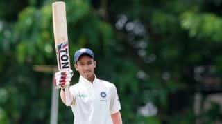 अंडर-19: आयुष के ऑलराउंडर प्रदर्शन की बदौलत भारत ने श्रीलंका को हराया