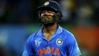 india vs ireland 1st t20i Rohit Sharma misses his 3rd t20i century
